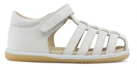 Bobux I-walk Skip White Sandals