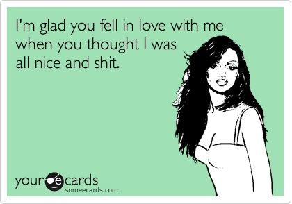 Hahaha!: True Colors, Good Things, Funny, Blunt Cards, Ecards, Anniversaries Cards, True Stories, E Cards, Hahaha Truths
