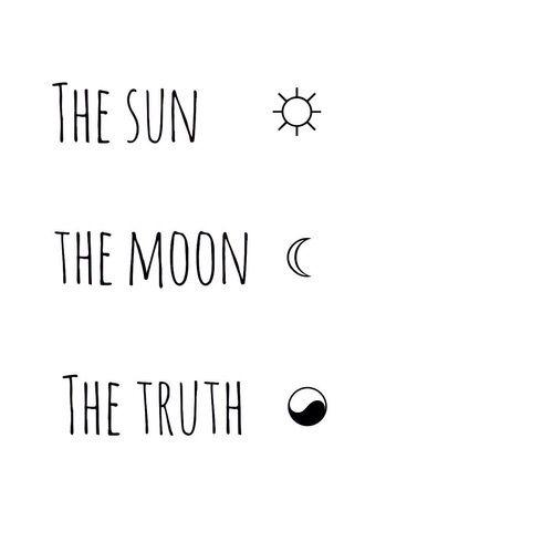 Teen Wolf | The sun, the moon, the truth!
