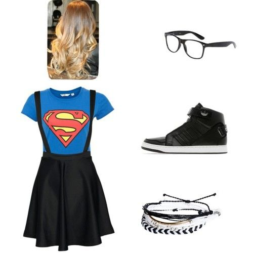 nerd outfits - Google ... Swag Outfits For Girls For School