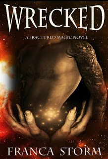 Finger Flipping Books: Release Blitz     Title: WreckedSeries: Fractured ...