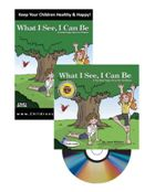 Children's Yoga  Products - What I See, I Can Be - Children's Yoga Book & DVD Bundle. This is what I want for Christmas