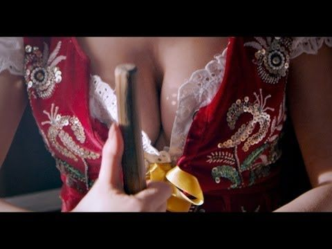 I think this video mocks Polish culture very well. And shows some beautiful women:)