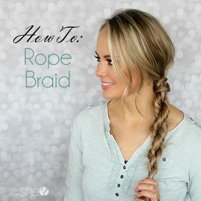 Hi there! Do you ever wonder how people do the twisty braids in their kids's hair? I know that I ALWAYS did, I finally figured out how to do the braid and ma