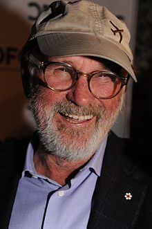 Norman Jewison, Canadian director, producer, actor and founder of the Canadian Film Centre.