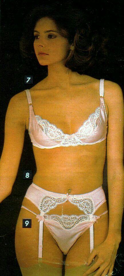80's lingerie | Suspenders UNDER panties! :-) | Vintage ...
