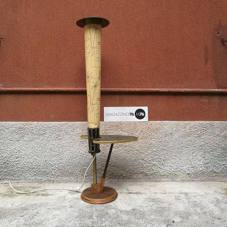 Oltre 25 fantastiche idee su Lampade da terra modernariato su Pinterest  Lampade da terra anni ...