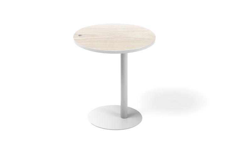Coffee table Dot S, limited edition with pine veneer. www.bixbit.com