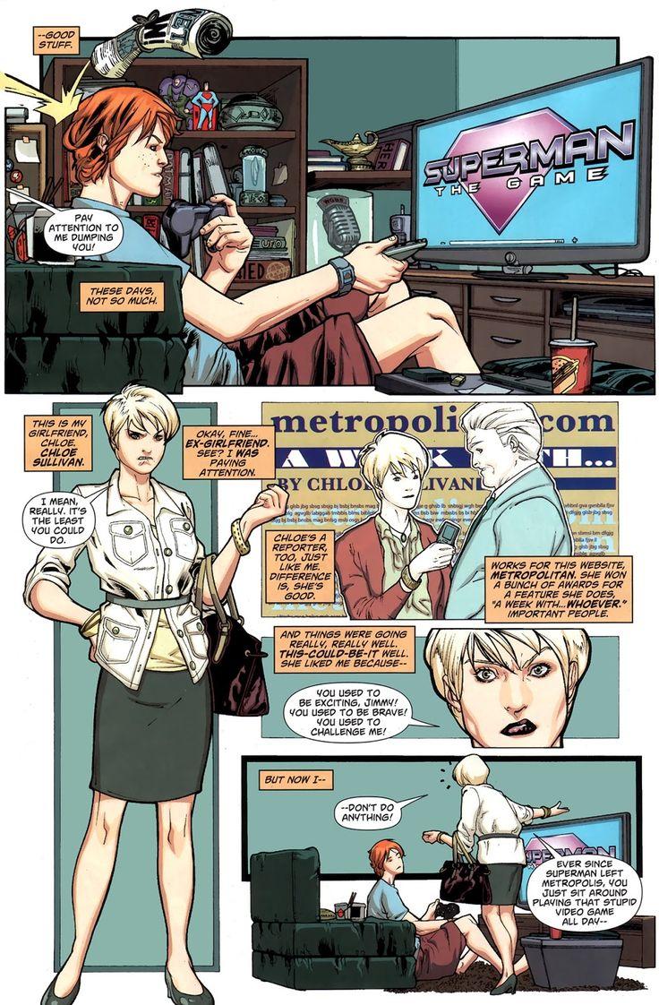 Jimmy Olsen Full - Read Jimmy Olsen Full comic online in high quality