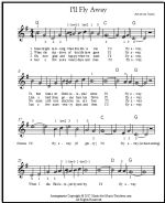 Amazing Grace is a song every musician should know. With its beautiful message of grace, it is comforting in times of sadness.