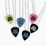 Pick Jesus Guitar Pick Necklaces (1 dz)