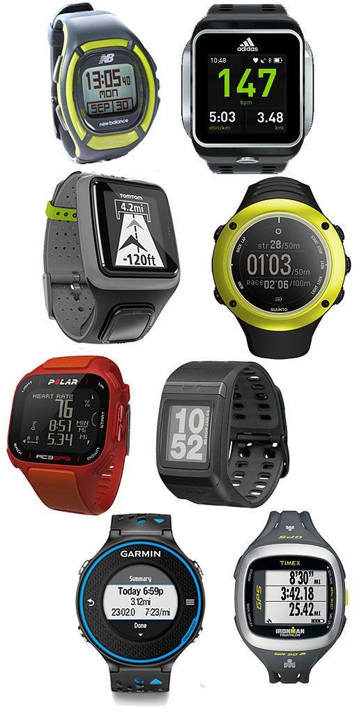 Best GPS Running Watches 2013 | POPSUGAR Fitness #runninggpswatch