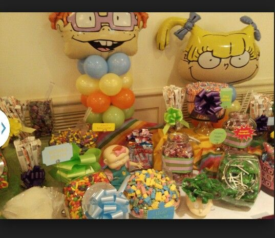 16 Best Rugrats Theme Party Images On Pinterest