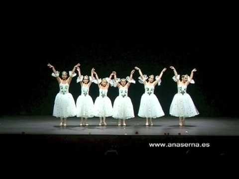 16 Las doce princesas bailarinas