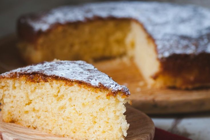 Torta margherita, ricetta base  La Cucina Italiana