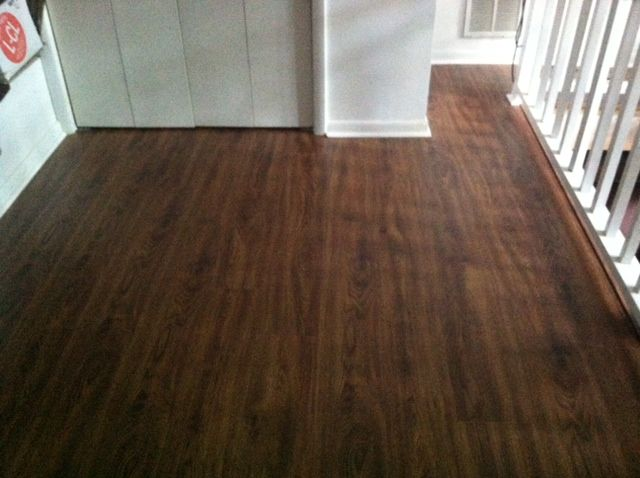 12mm Pad Poplar Forest Oak Laminate Flooring Dream Home