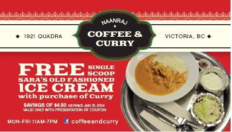 New curry restaurant! So good!