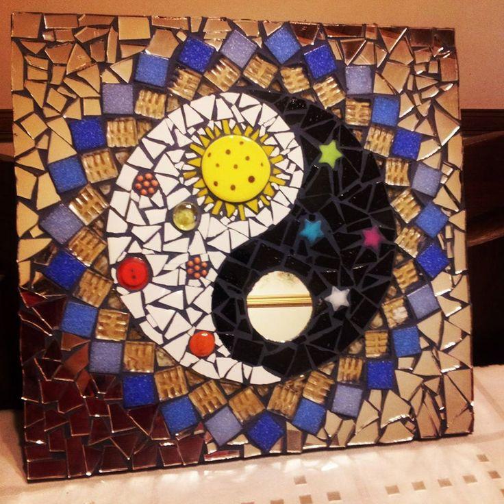 Ying y Yang. Mosaiquismo
