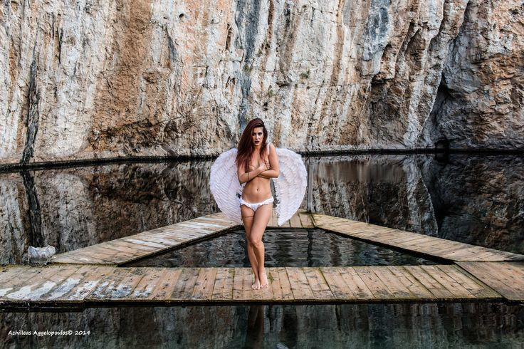 One of my favourites photoshooting project in Vouliagmeni Lake
