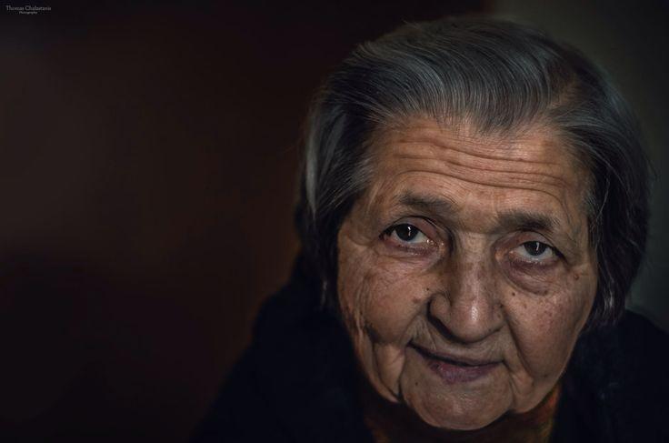 My lovely grandma...