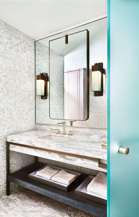 Bathroom Vanity Lighting Bathroom Vanities Yabu Pushelberg