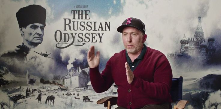 """Read more: https://www.luerzersarchive.com/en/magazine/commercial-detail/du-62352.html Du Du """"The Russian Odyssey"""" A movie director deadpans about his cast-ofthousands epic telling the story of two Russian families, a film featuring one hundred-plus main characters that is long on """"both breadth and depth."""" Yet movies such as these are too long-winded to be watched alone. A spot for telecoms provider Du, which is offering its customers two cinema tickets for the price of one on Tuesdays…"""