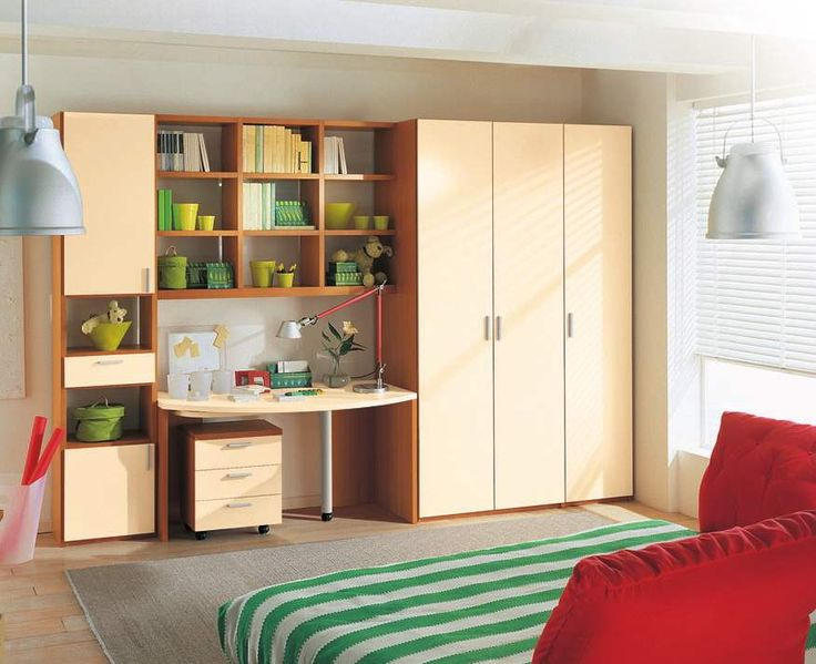 Study tables children 39 s bedroom pinterest cupboards for Bedroom study table designs