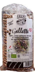 Gallette di grano saraceno 150g Waffeln aus Buchweizen
