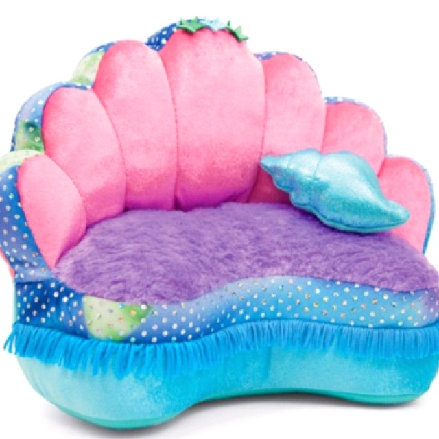 Little Mermaid Chair