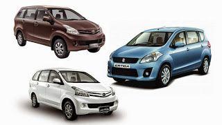 Mobil Paling Laris di Indonesia 2014 - 2015