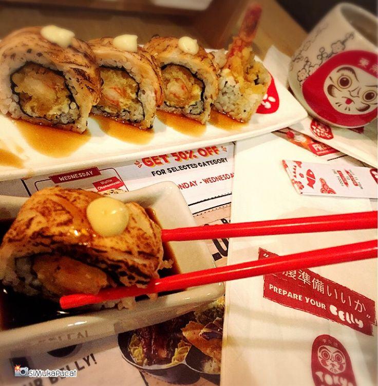 Sushi #tokyobelly
