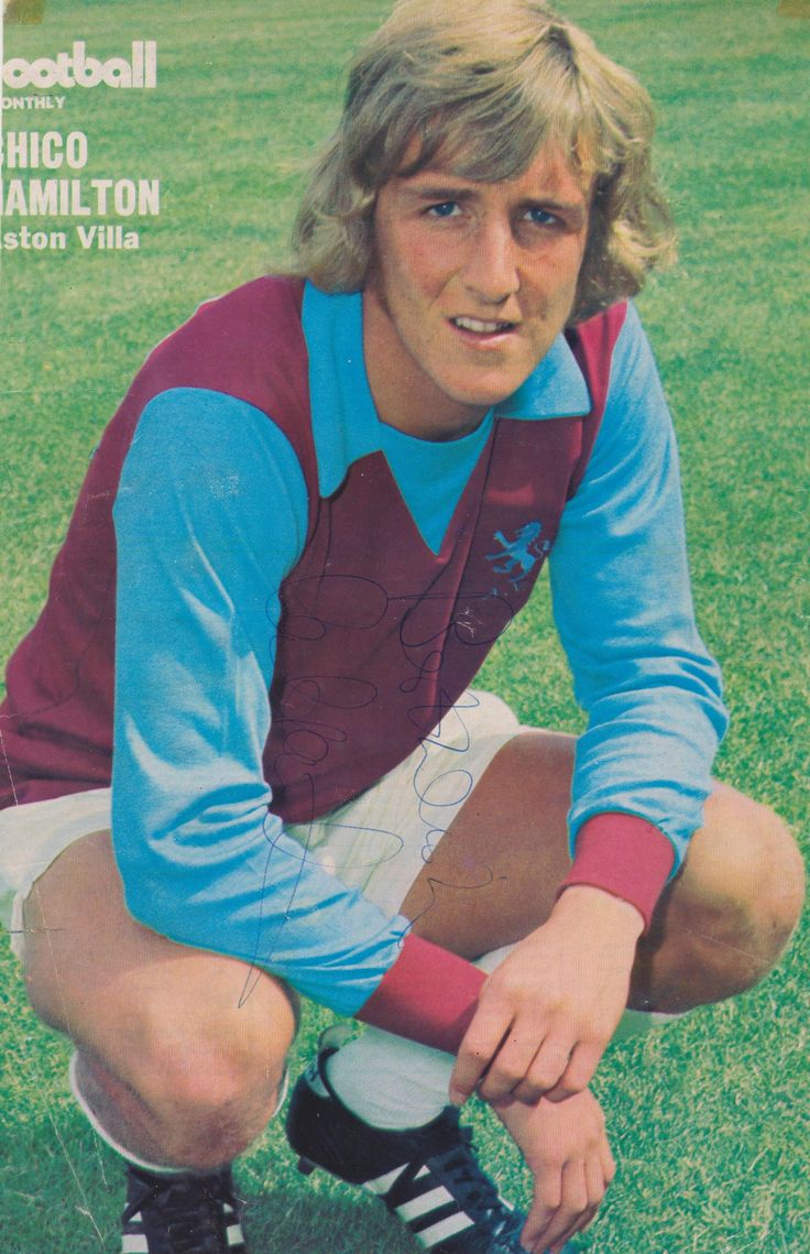 Ian Chico Hamilton Aston Villa