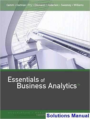 52 best solution manual download images by smtb 82 on pinterest essentials of business analytics 2nd edition camm solutions manual test bank solutions manual fandeluxe Image collections