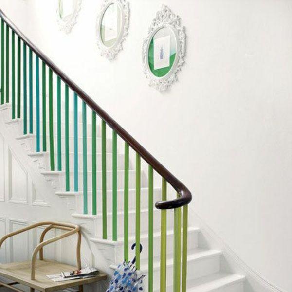 Die besten 25+ Treppengeländer selber bauen Ideen auf Pinterest - gartentreppe holz selber bauen anleitung