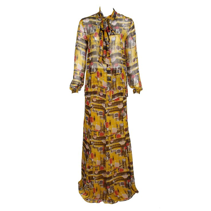 #galliano #johngalliano #marinamall #greenbird #couture #abudhabi #abudhabistyle #abudhabifashion #abudhabistyle #dubai #dubaifashion #dubaistyle #womenswear #fall2013 #winter2014 #fw2014 #prefall #dress #eveningdress #casualwear #mixedprint  #longdress #longsleeveddress