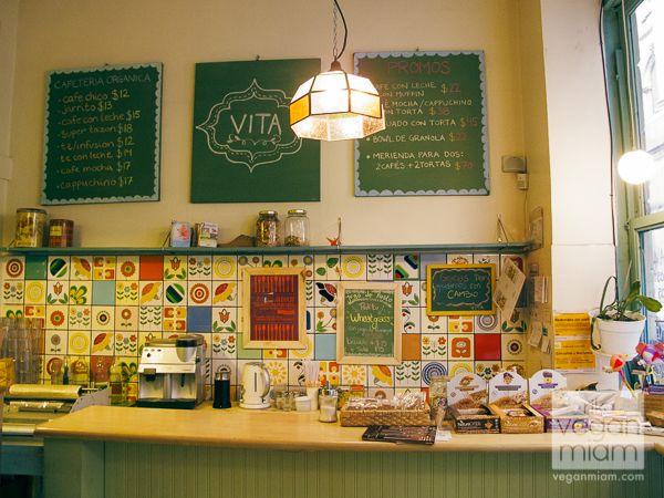 Vita Cafe – Buenos Aires, Argentina (vegan restaurant)