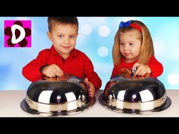 Обычная Еда против Мармелада Челлендж! КТО ПЛАЧЕТ?! Real Food vs Gummy Food - Candy Challenge http://video-kid.com/17209-obychnaja-eda-protiv-marmelada-chellendzh-kto-plachet-real-food-vs-gummy-food-candy-challenge.html  Обычная Еда против Мармелада Челлендж! Диана не ПЛАЧЕТ! Real Food vs Gummy Food - Candy Challenge. Обычная Еда против Мармелада - Супер Челлендж для Детей! Рома и Диана принимают Вызов лучшего Челленджа 2017.Конфеты из мармелада против обычной еды. Что окажется вкуснее? И…