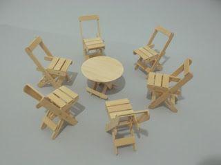 popsicle stick, craft stick (art) http://palitoearte.blogspot.com.br/
