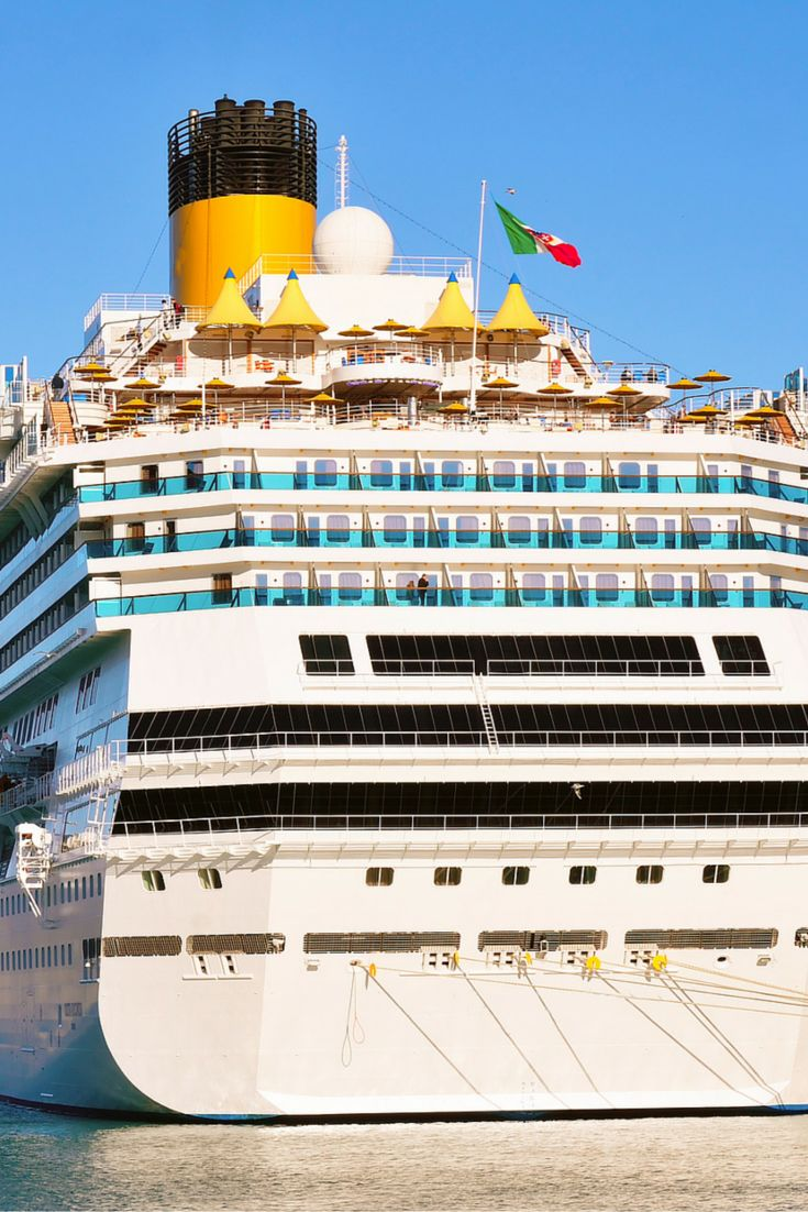 Cruise plekken