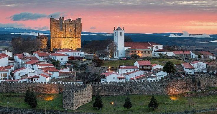 Pontos turísticos de Bragança, Portugal #viagem #lisboa #portugal