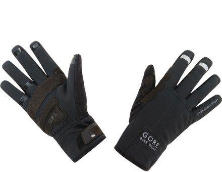 GORE BIKE WEAR Universal Gore Windstopper Thermo Bike Gloves Black XL