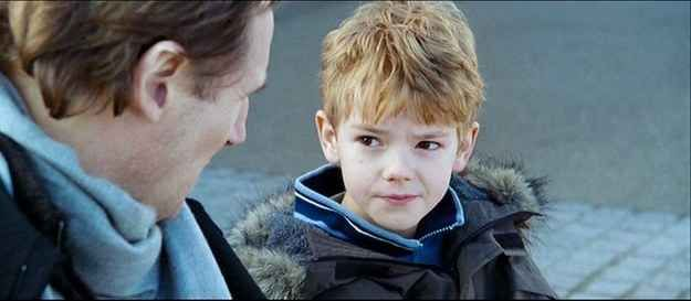 And while we're at it, this is what Thomas Brodie-Sangster looked like when he was the little kid in Love Actually .