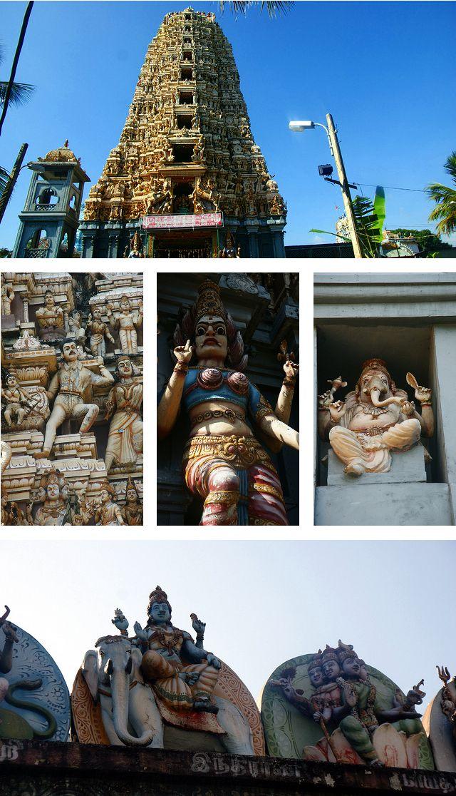 Hindu Temple, Matale, Sri Lanka #SriLanka #Matale #Hinduhism