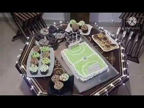 افكار بسيطة لتزيين حفل عيد ميلاد والحلويات الممكن تقديمها Birthday Party In 2021 Takeout Container Food Container