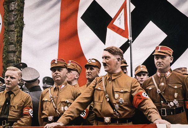 an overview of the leadership of the nazi regime in the germany The great majority of german businessmen behaved in a decidedly unheroic  manner during the nazi era most of them, especially leaders of.