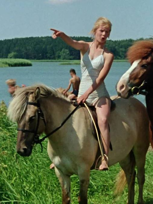 Alte Pferdefilme
