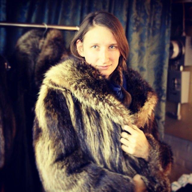 Need something warm? Try downstairs @Cabaret Vintage #vintage #Padgram