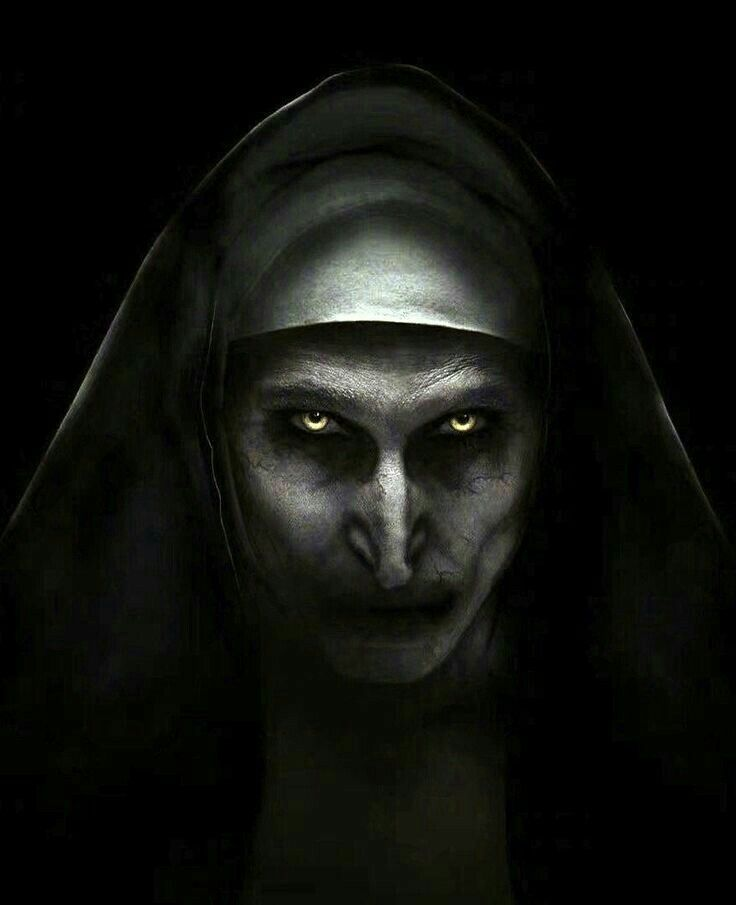 The Nun Part Of The Conjuring Series With Images