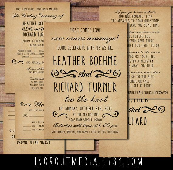 Thanks For Wedding Invitation Quotes: 25+ Best Ideas About Casual Wedding Invitations On