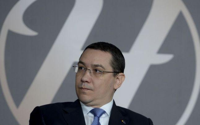 Ponta nu demisionează: Voi lupta până la capăt. Acuzarea mea are ca scop schimbarea Guvernului. Fără vot, e lovitură de stat